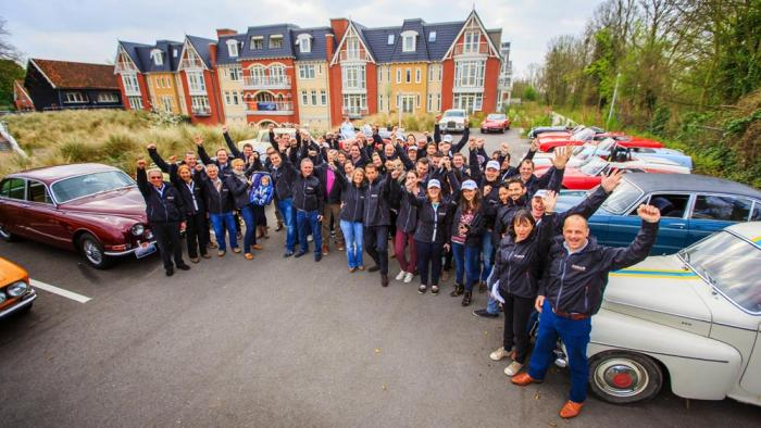 Amels Rally 2014