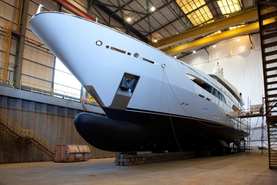 Volpini yacht refit - SYM - Superyacht Managment