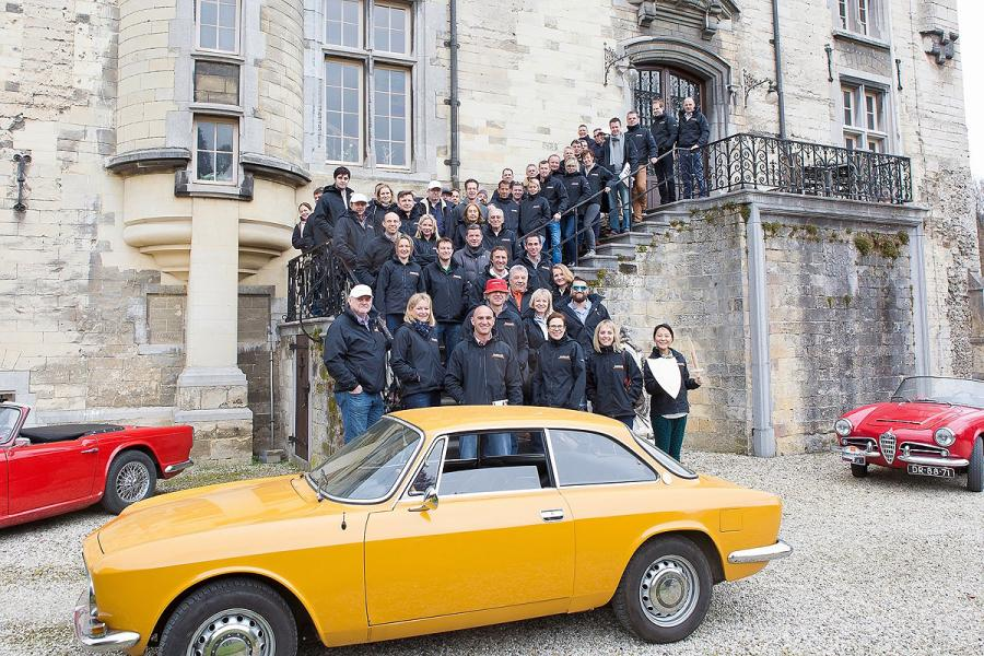 Amels Rally 2015