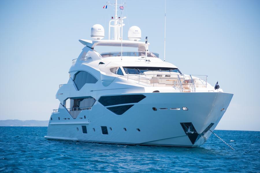 MY Jacozami Yacht