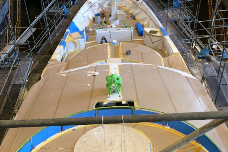 Amels - The Rebirth - SYM - Superyacht Management